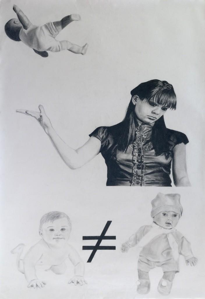 Adriana Furtak, Dziecko to nie zabawka