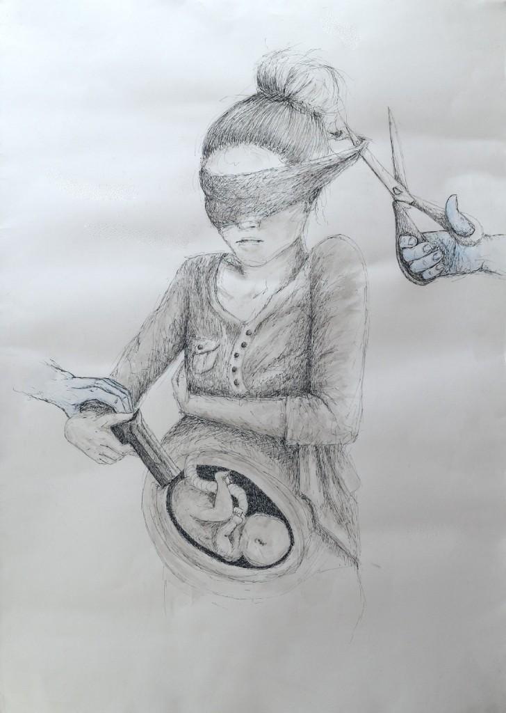 Lidia Hałasa, Otwórz oczy - pozwól żyć